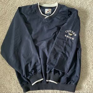 CUTTER & BUCK PULLOVER MENS LARGE